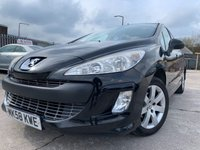 USED 2008 58 PEUGEOT 308 1.4 SPORT 5d 94BHP 1OWNER FROM NEW+RECENT CLUTCH+