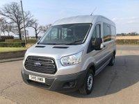 2015 FORD TRANSIT 2.2 350 L3H2 DCB P/V 1d 124 BHP £11695.00