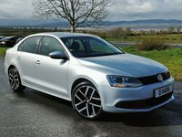 USED 2012 VOLKSWAGEN JETTA 1.6 TDi BUY NOW, PAY NOTHING FOR 2 MTH