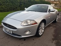 2007 JAGUAR XK 4.2 COUPE 2DR AUTOMATIC £11995.00