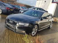 USED 2014 64 AUDI A5 2.0 TDI S line 2dr 0% FINANCE AVAILABLE ON THIS CAR