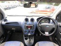 USED 2008 08 FORD FIESTA 1.2 ZETEC BLUE 5d 75 BHP