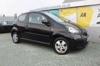 2009 TOYOTA AYGO 1.0 BLACK VVT-I 3d 67 BHP PETROL BLACK £2490.00