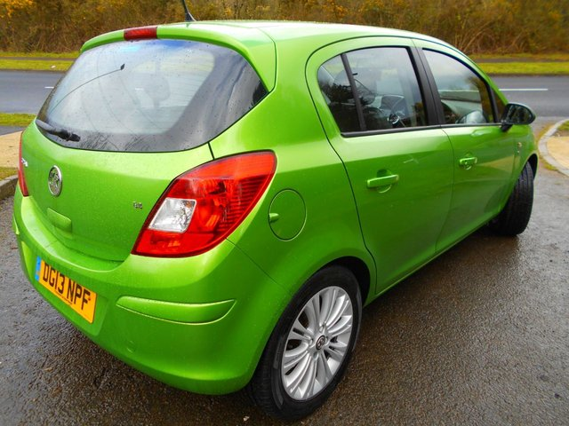 VAUXHALL CORSA at Junction 44 Motor Company