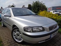 USED 2001 51 VOLVO V70 2.3 T5 SE 5d AUTO 247 BHP **Taken In Part Exchange Extensive History 12 Months Mot**