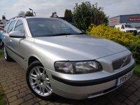 2001 VOLVO V70 2.3 T5 SE 5d AUTO 247 BHP £1689.00