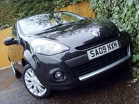 USED 2009 09 RENAULT CLIO 1.1 DYNAMIQUE 16V 5d 74 BHP