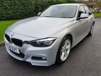 2015 BMW 3 SERIES 3.0 330D M SPORT 4DR AUTOMATIC £16495.00