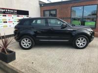 USED 2013 13 LAND ROVER RANGE ROVER EVOQUE 2.2 SD4 Pure Tech AWD 5dr 0% FINANCE AVAILABLE ON THIS CAR