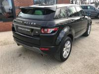 USED 2013 13 LAND ROVER RANGE ROVER EVOQUE 2.2 SD4 Pure Tech AWD 5dr 4X4 FULL LEATHER LOW MILES