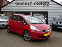 2010 HONDA JAZZ 1.4 I-VTEC 5d SI + ALLOYS £3790.00