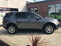 USED 2015 15 LAND ROVER DISCOVERY SPORT 2.2 SD4 SE SUV 5dr Diesel Automatic 4X4 (166 g/km, 187 bhp) 7 SEATS - AUTO - 4X4