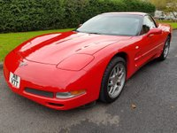 2003 CORVETTE C5 5.7 Z06 *50TH ANNIVERSARY EDITION* £24995.00