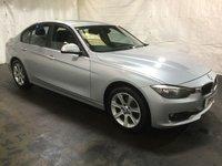 USED 2015 15 BMW 3 SERIES 2.0 316D ES 4d 114 BHP