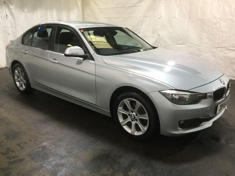 2015 15 BMW 3 SERIES 2.0 316D ES 4d 114 BHP