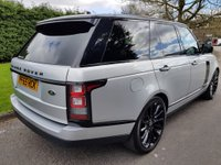 USED 2016 65 LAND ROVER RANGE ROVER 3.0 TDV6 VOGUE SE 5DR AUTOMATIC Stunning Car with a Huge Specification!!!