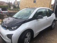 USED 2017 66 BMW I3 0.6 I3 RANGE EXTENDER 5d AUTO 168 BHP