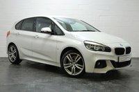 2015 BMW 2 SERIES 2.0 218D M SPORT ACTIVE TOURER 5d AUTO 148 BHP £12795.00
