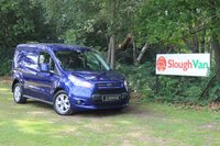 USED 2016 16 FORD TRANSIT CONNECT 1.6 200 LIMITED 115PS L1 SWB One Owner, Air Conditioning, Heated Drivers Seat