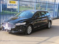 USED 2015 65 FORD MONDEO 2.0 ZETEC ECONETIC TDCI 5d 148 BHP Finance arranged Part exchange available Open 7 days