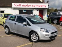 USED 2015 65 FIAT PUNTO 1.2 Pop Plus 3 door