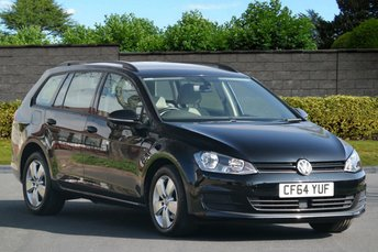 2014 VOLKSWAGEN GOLF 1.4 TSI BlueMotion Tech SE DSG (s/s) 5dr £10495.00