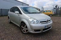 USED 2006 06 TOYOTA COROLLA 1.8 VERSO TR VVT-I 5d 128 BHP *PX CLEARANCE - NOT INSPECTED - NO WARRANTY - NOT AVAILABLE ON FINANCE - NO PX TAKEN*