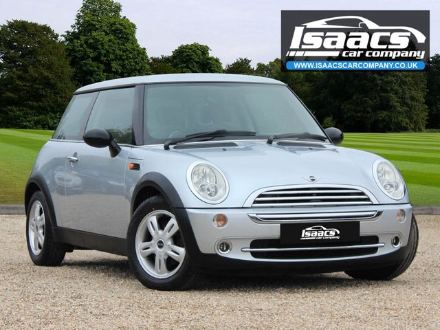 2005 05 MINI HATCH ONE 1.6 ONE 3d 89 BHP