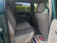USED 2011 11 TOYOTA HI-LUX 3.0 INVINCIBLE 4X4 D-4D DCB 1d 169 BHP