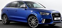 USED 2014 14 AUDI RS Q3 2.5 TFSI S Tronic quattro 5dr £4k Extras, Bose, Privacy, Cam