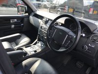 USED 2013 13 LAND ROVER DISCOVERY 4 3.0 SDV6 HSE LUXURY 5d AUTO 255 BHP