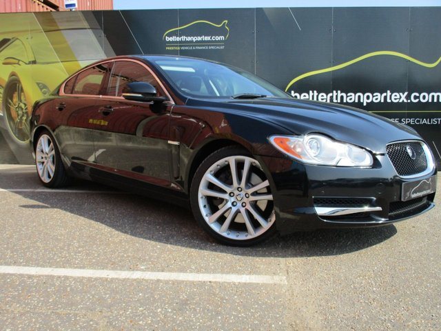 2010 10 JAGUAR XF 3.0 V6 S LUXURY 4d AUTOMATIC 275 BHP SAT NAV LEATHER
