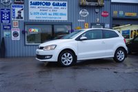 USED 2013 VOLKSWAGEN POLO 1.2 MATCH 3d 59 BHP   68K FULL VW SERVICE HISTORY