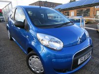 USED 2011 61 CITROEN C1 1.0 VT 3d 68 BHP Perfect  first time car Low tax Low insurance Nippy little car