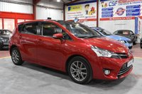 USED 2014 64 TOYOTA VERSO 1.6 D-4D EXCEL 5d 110 BHP