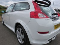 USED 2010 10 VOLVO C30 1.6 R-DESIGN 3d 100 BHP