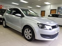 2011 VOLKSWAGEN POLO 1.2 SE 3d+LOW INSURANCE+LOW RUNNING COSTS+LOW MILES+ £4650.00