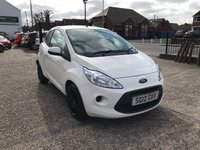 2012 FORD KA 1.2 EDGE 3d 69 BHP £SOLD