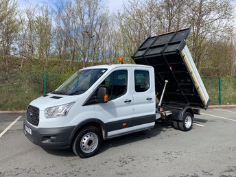 5db8165252 Used Ford vans in Runcorn from CA Car and Commercial