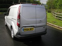 USED 2014 64 FORD TRANSIT CONNECT 1.6 200 LIMITED P/V 1d 114 BHP Van - SOLD 75000 miles, Good Service History, Air Con, Heated Screen/Seats