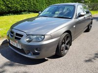 USED 2004 54 MG ZT 2.0 CDTI PLUS 4DR Part Exchange to Clear - Spares or Repairs Sale