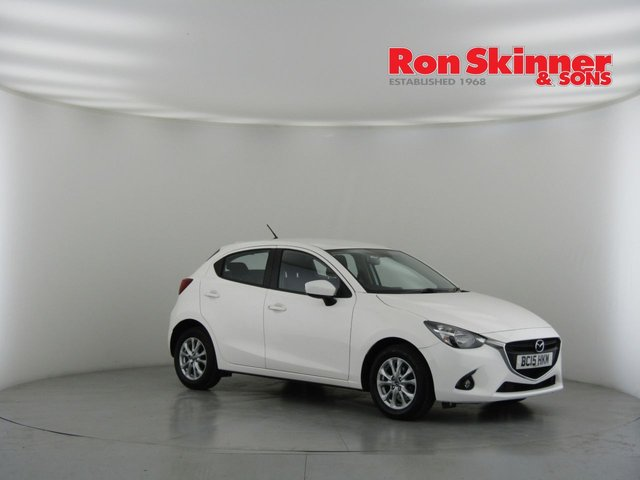 View our 2015 15 MAZDA 2 1.5 SE-L 5d 74 BHP