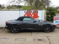 USED 2013 13 JAGUAR F-TYPE 3.0 V6 S 2d AUTO 380 BHP QUICKSHIFT FULL JAGUAR SERVICE HISTORY