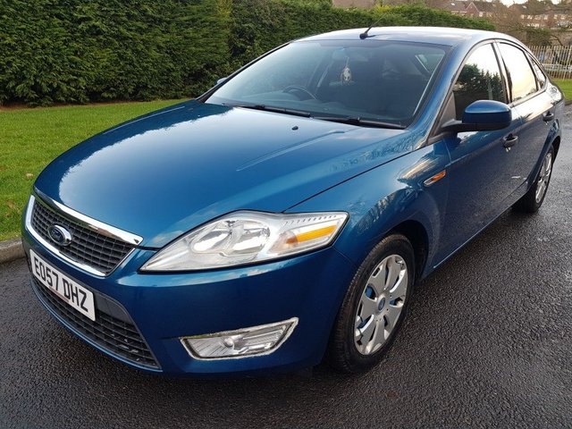 2007 57 FORD MONDEO 1.8 EDGE TDCI 5DR