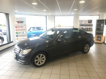2013 MERCEDES-BENZ C CLASS 1.6 C180 BLUEEFFICIENCY EXECUTIVE SE 4d AUTO 154 BHP £8295.00