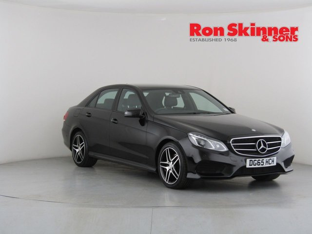 View our 2015 65 MERCEDES-BENZ E-CLASS 2.1 E220 BLUETEC AMG NIGHT EDITION 4d AUTO 174 BHP