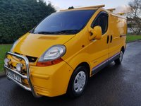 USED 2006 06 RENAULT TRAFIC 1.9 SL29DCI SWB