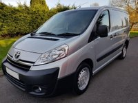 USED 2014 14 TOYOTA PROACE 2.0 L1H1 HDI 1200 P/V Immaculate Condition, Great Spec, FTSH.
