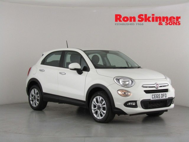 View our 2015 65 FIAT 500X 1.4 MULTIAIR POP STAR 5d 140 BHP
