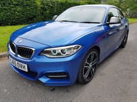 USED 2015 65 BMW M2 3.0 M235I 2DR AUTOMATIC